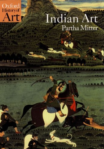 Oxford History of Art: Indian Art - Partha Mitter